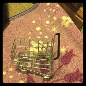 mini shopping cart $5